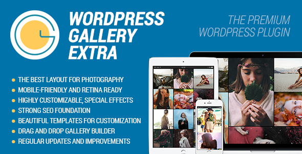 WordPress Gallery Extra