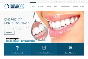 Ironwood Dental Guelph, ON